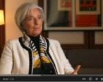 IMF chief Christine Lagarde: 'Women should not imitate men'