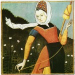 La femme au Moyen Age