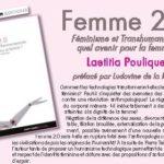 Femme 2.0 – Féminisme et Transhumanisme est paru!
